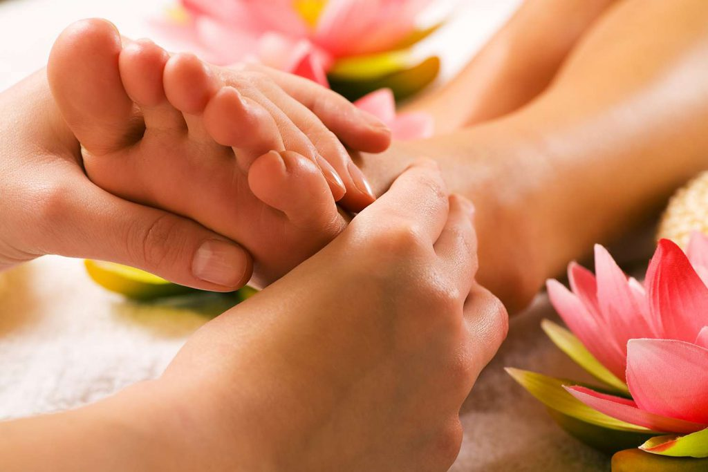 Focus On Spa Therapies Reflexology Body Bliss